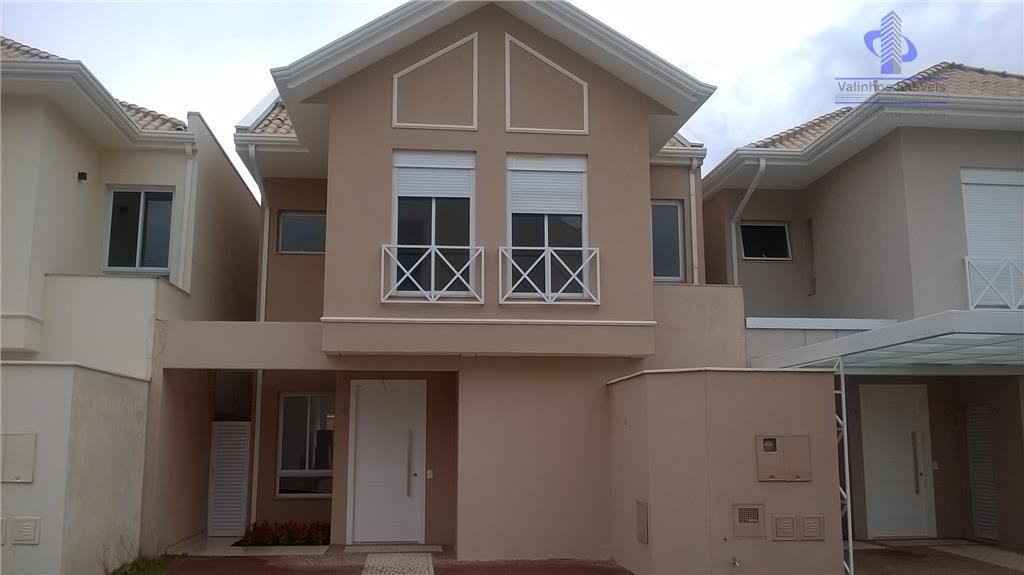 Casa  residencial à venda, Condomínio Residencial Monterosso, Valinhos.