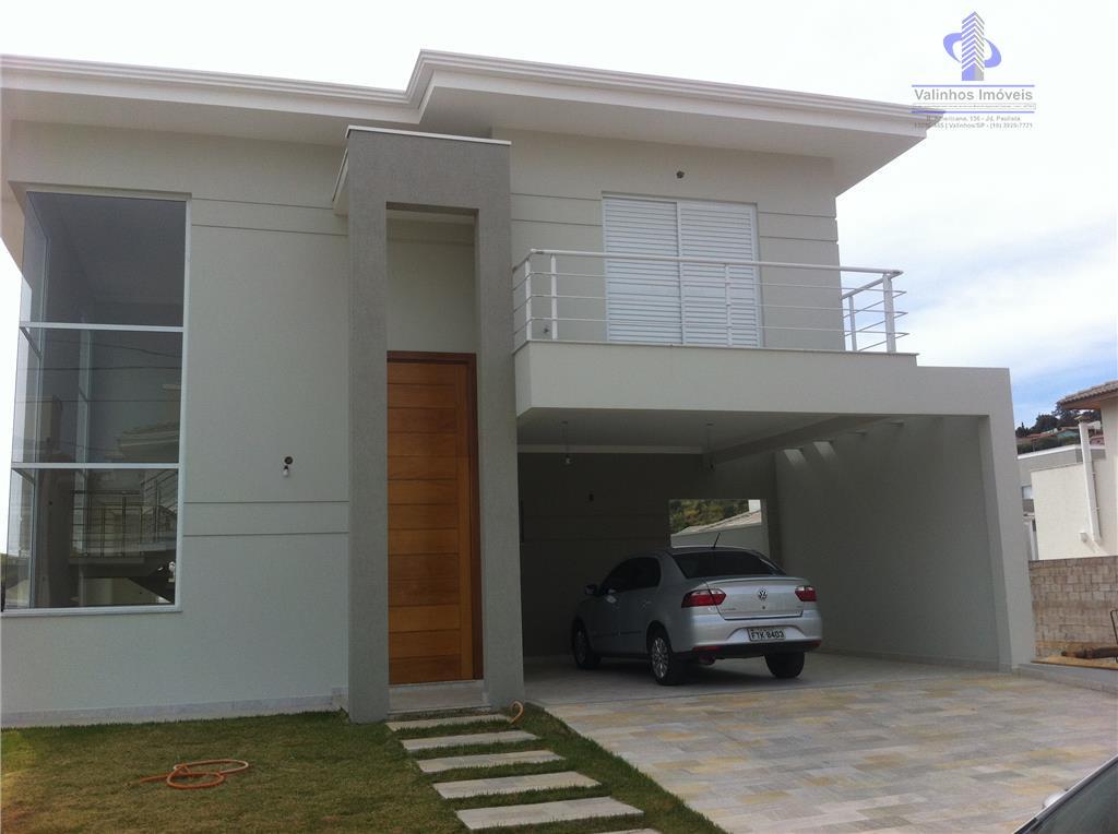 Casa residencial para venda e locação, Condomínio Residencial Portal Do Jequitiba , Valinhos - CA1397.