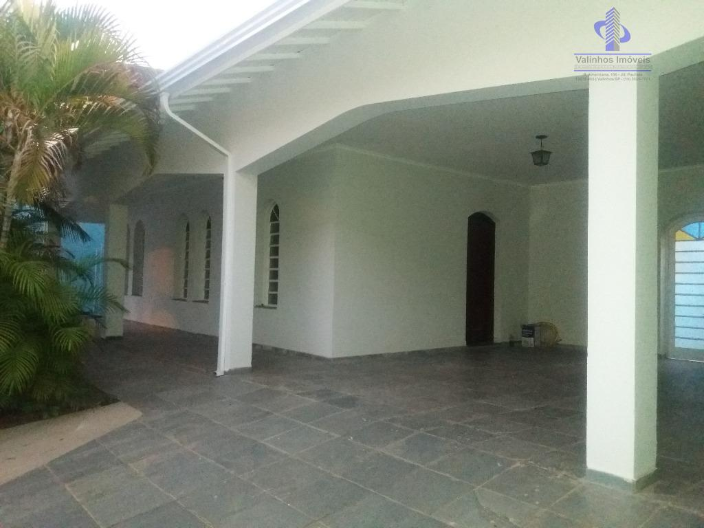 Casa  residencial para locação, Parque Terranova, Valinhos.