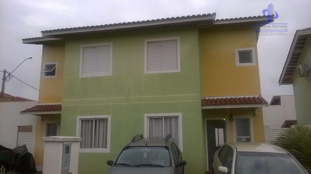 Casa residencial à venda, Parque Jambeiro, Campinas - CA1495.