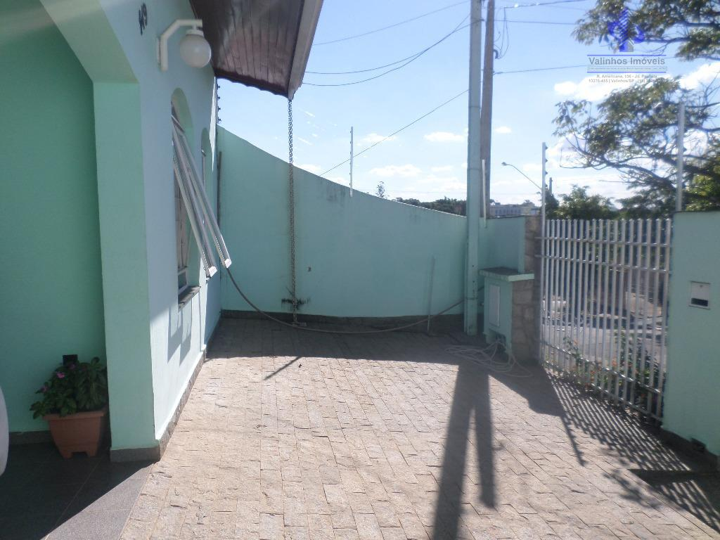 Casa residencial à venda, Parque Florence, Valinhos.
