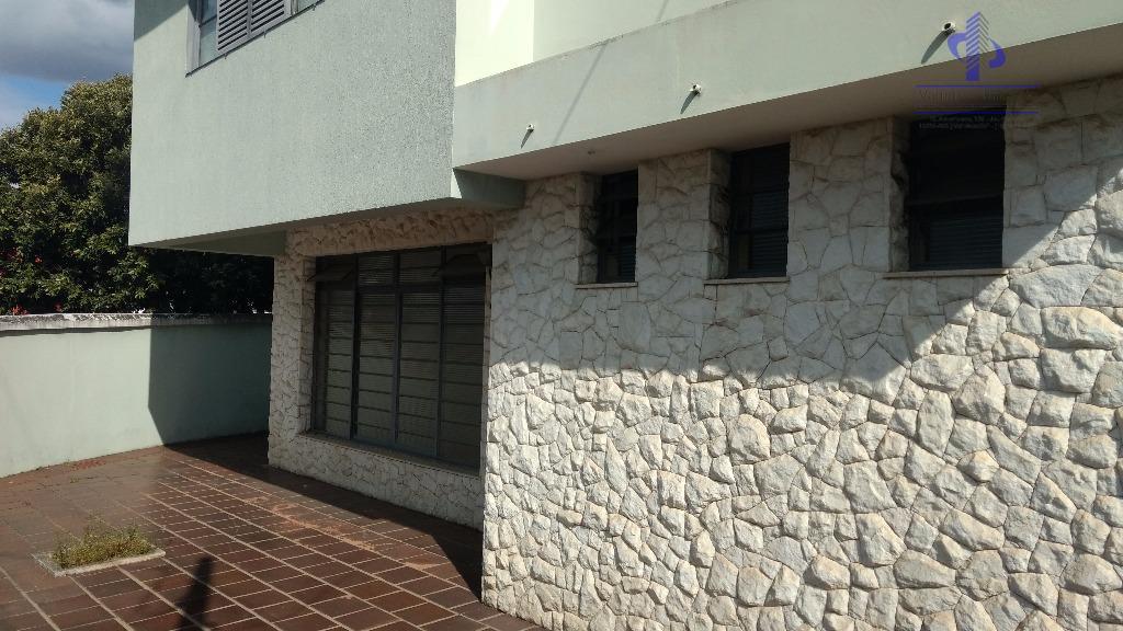 Casa comercial para locação, Vila Clayton, Valinhos.