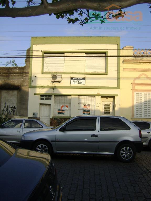 Casa  comercial para locação, Centro, Pelotas.