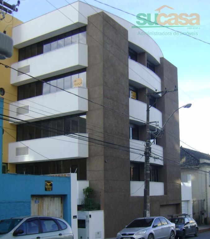 Kitnet  residencial para locação, Centro, Pelotas.