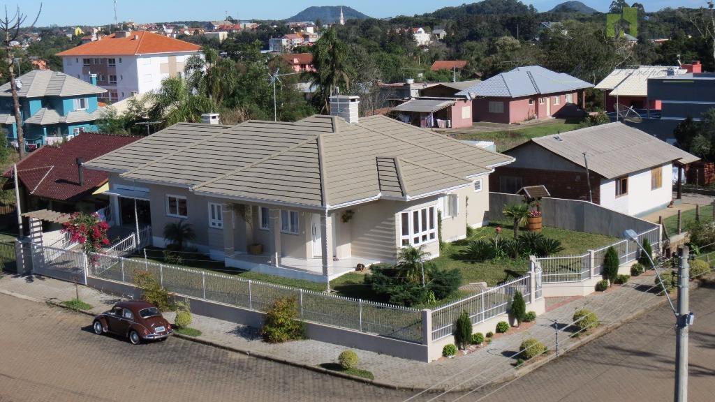 Excelente casa à venda, Pousada da Neve, Nova Petrópolis.
