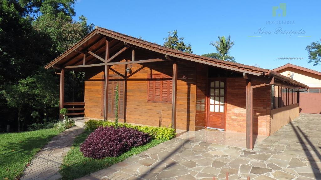 Casa temporada para locação, Pousada da Neve, Nova Petrópolis. 00e30a13d7