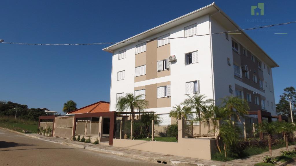 Apartamento  residencial à venda, Pousada da Neve, Nova Petrópolis.