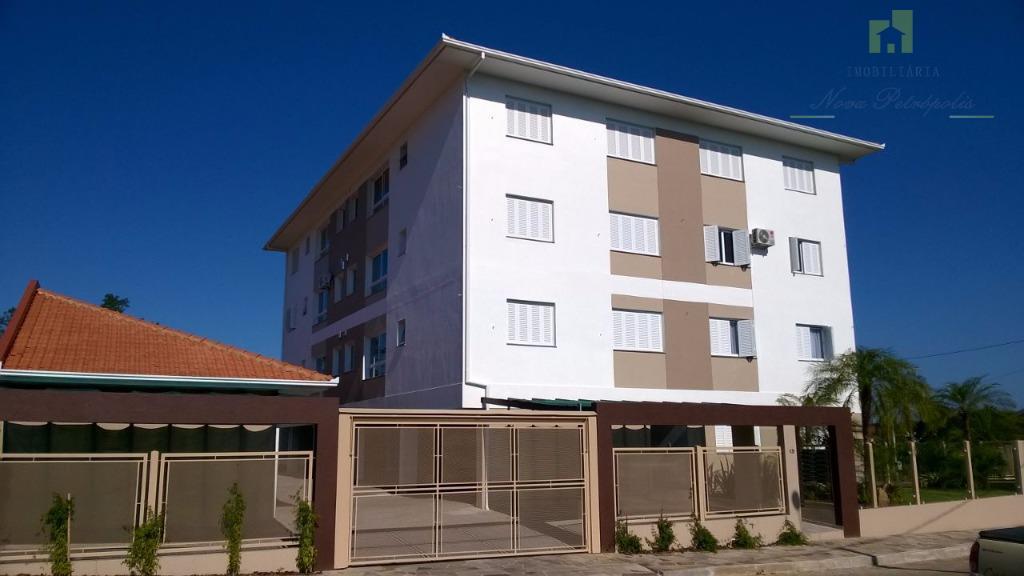 Apartamento novo residencial à venda, Pousada da Neve, Nova Petrópolis.