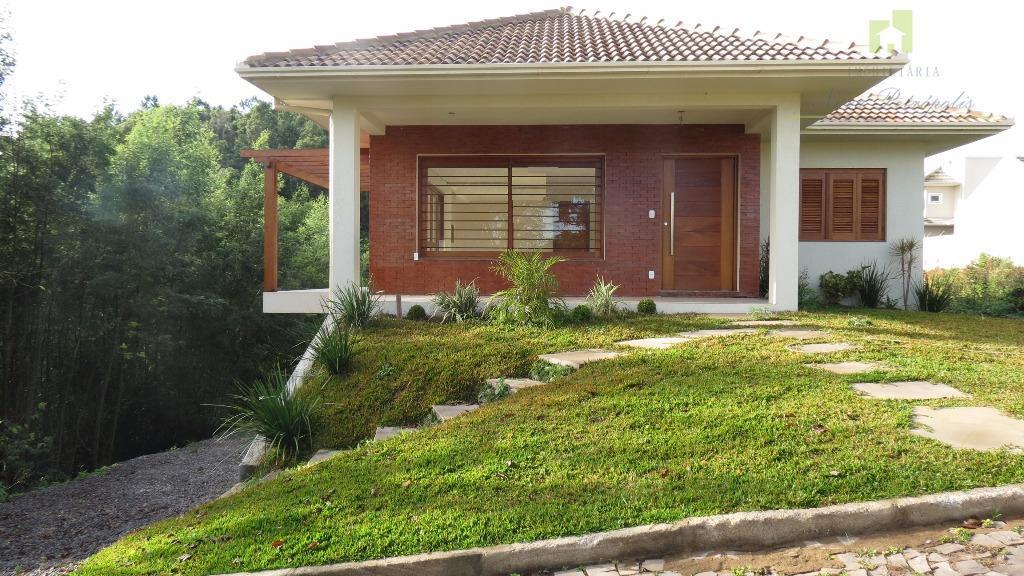 Casa residencial à venda, Bavária, Nova Petrópolis.