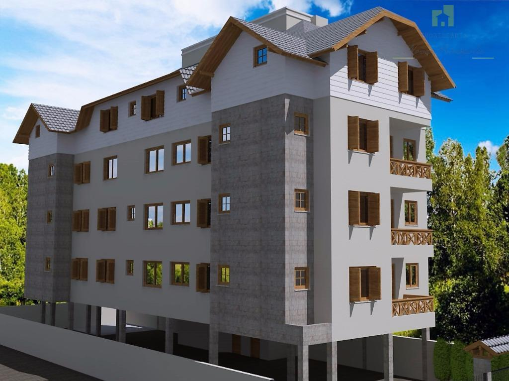 Apartamento residencial à venda, Logradouro, Nova Petrópolis.
