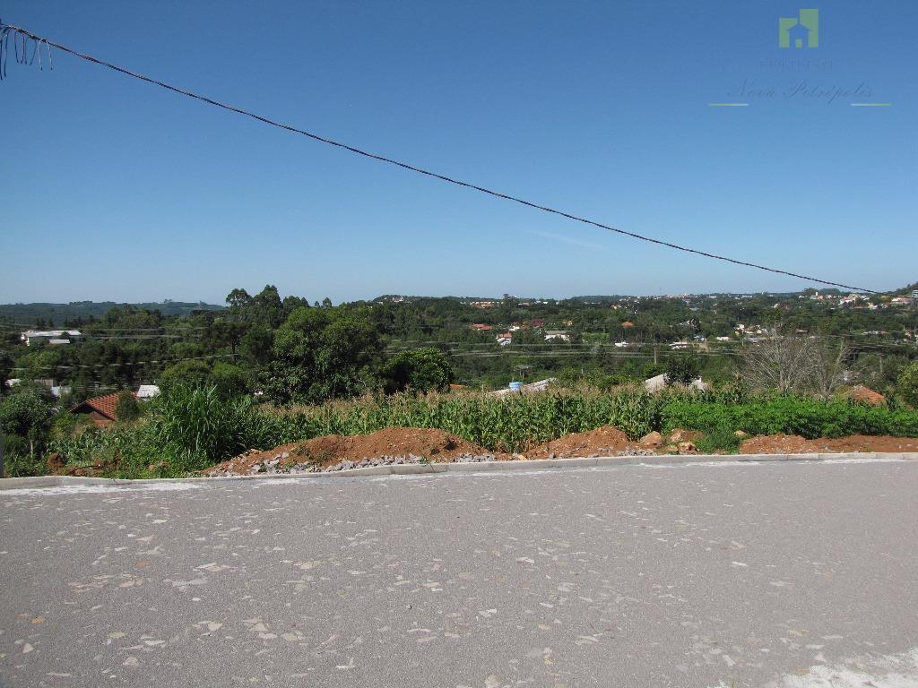 Terreno residencial à venda, Pia, Nova Petrópolis.