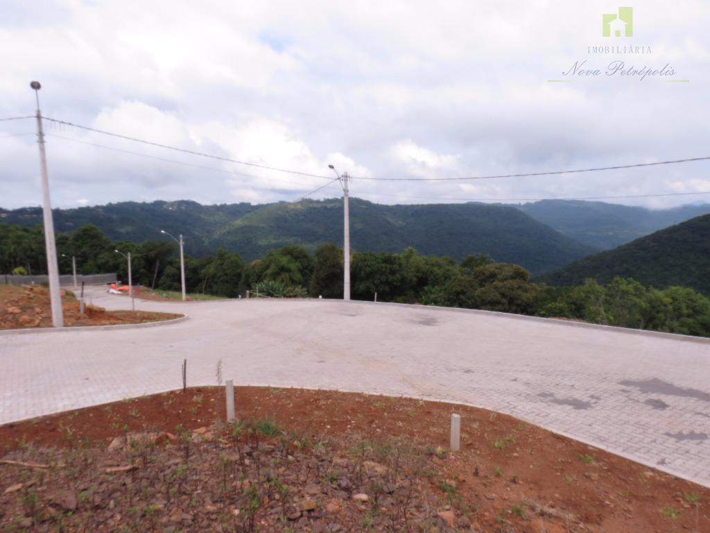 Terreno  residencial à venda, Vila Olinda, Nova Petrópolis.
