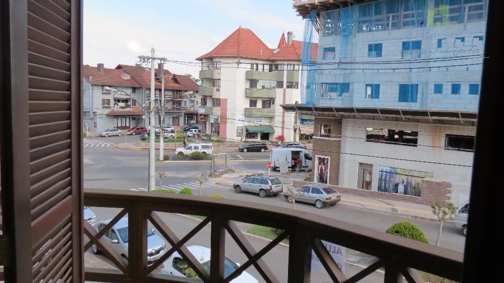 Apartamento residencial para locação, Logradouro, Nova Petrópolis.