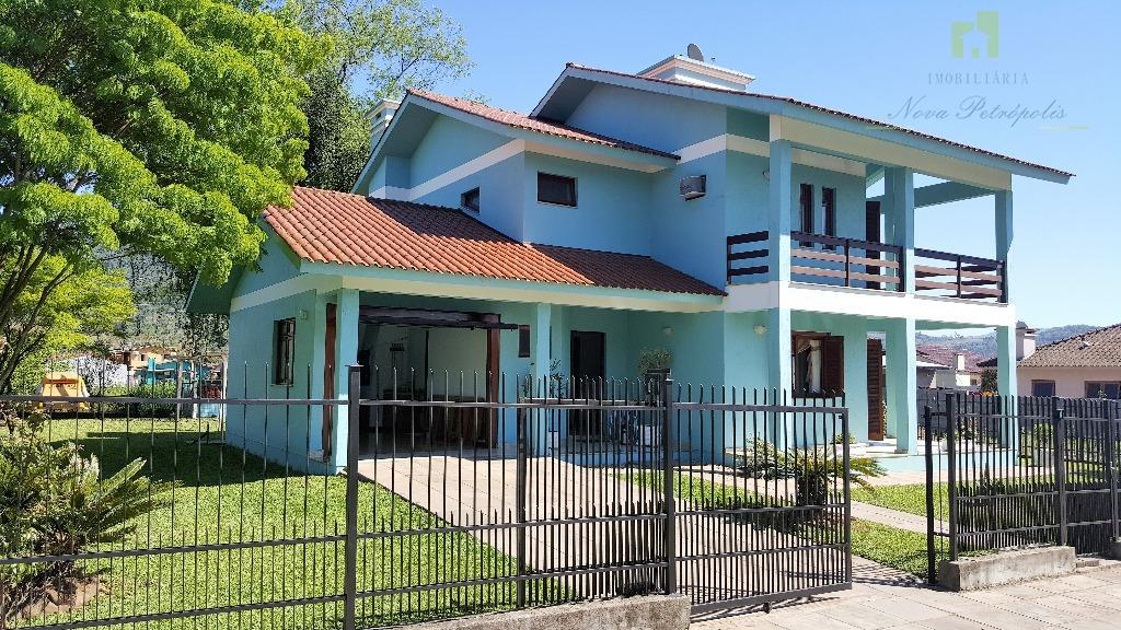 Casa  residencial à venda, Bom Princípio.
