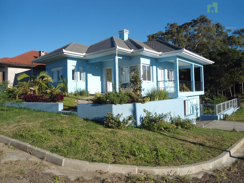 Casa residencial à venda, Pousada da Neve, Nova Petrópolis.