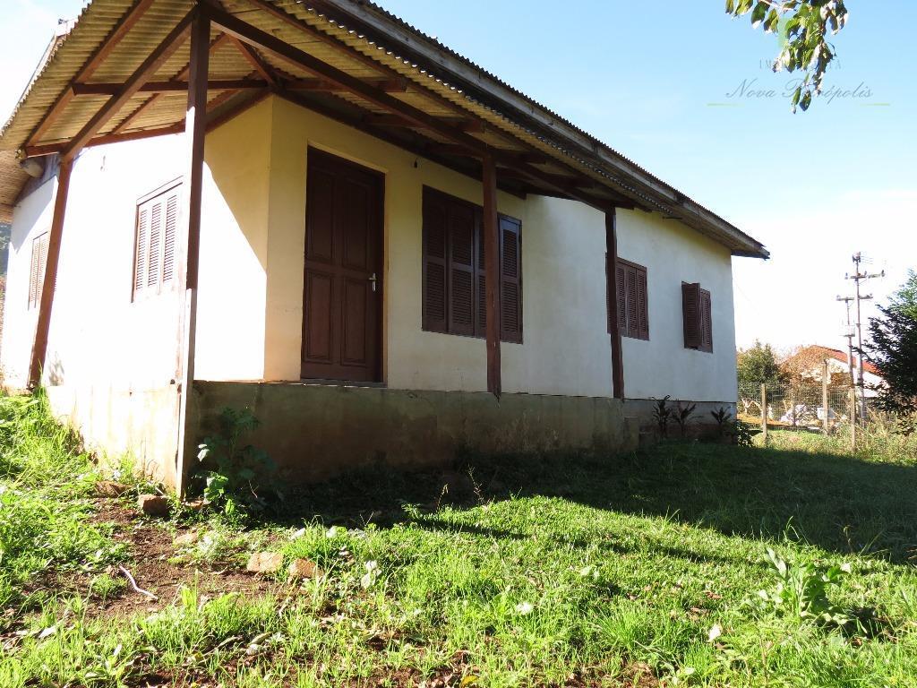 Casa residencial para locação, Linha Brasil, Nova Petrópolis.