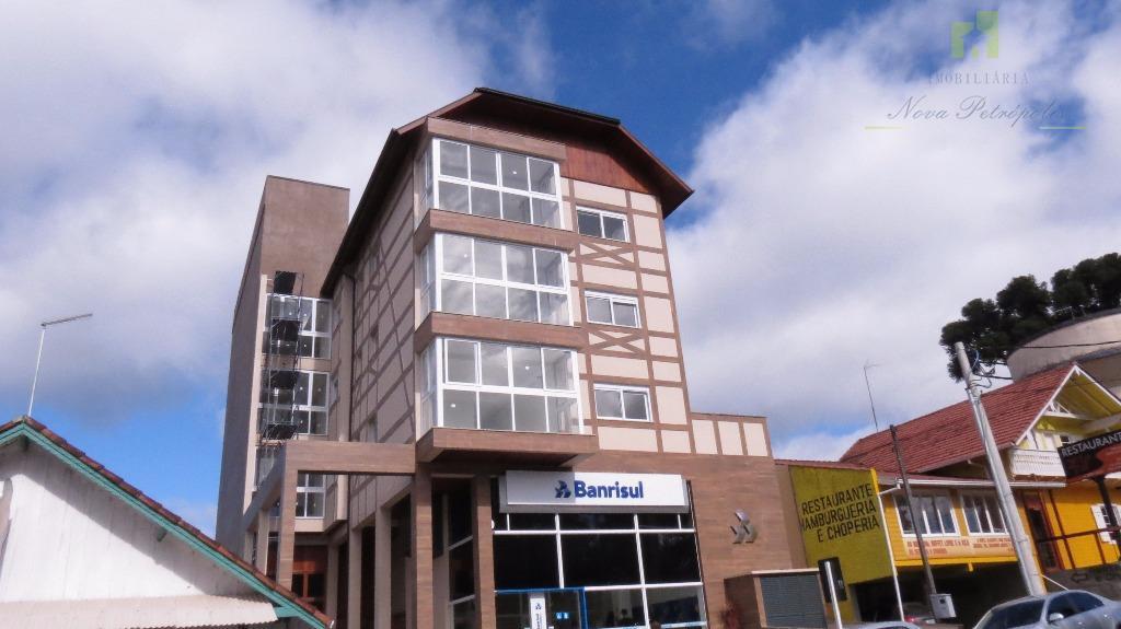 Apartamento residencial à venda, Centro, Nova Petrópolis.