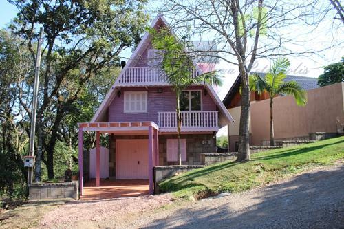 Casa residencial à venda, Centro, Nova Petrópolis.