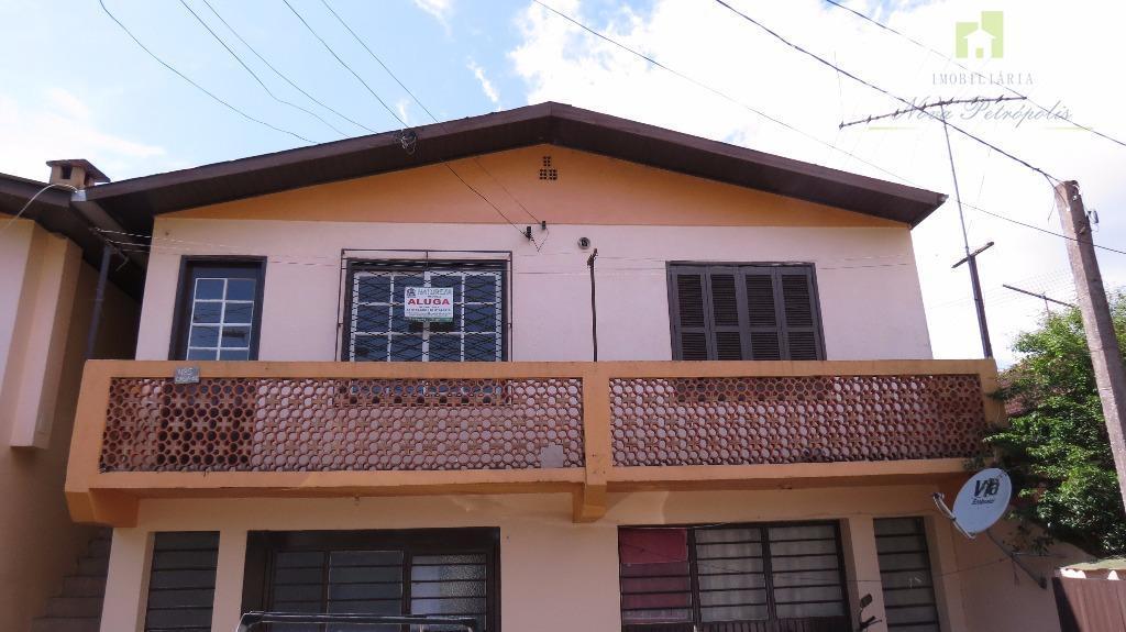 Casa residencial para locação, Logradouro, Nova Petrópolis.
