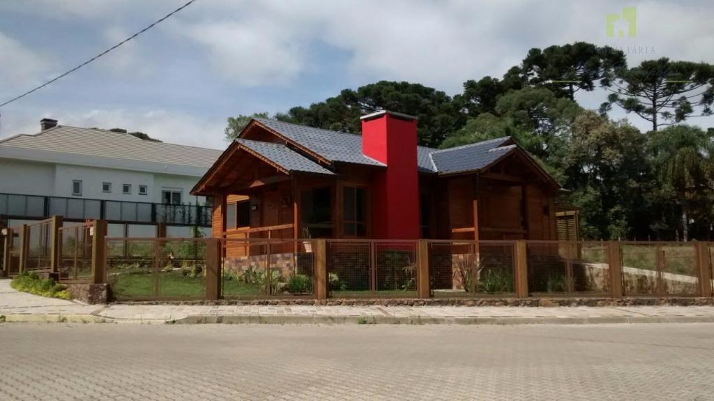 Casa residencial à venda, Vila Juriti, Nova Petrópolis.