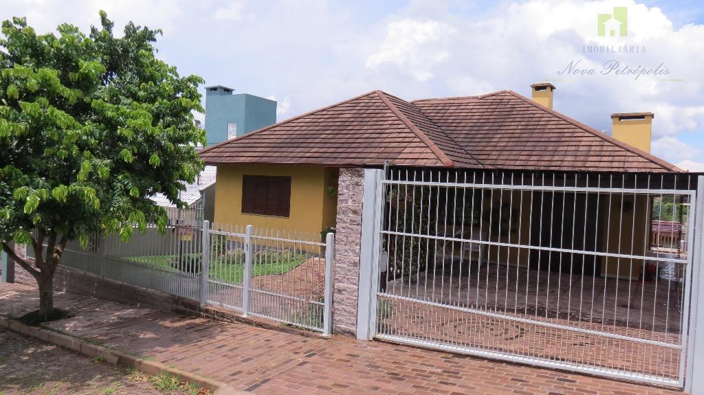 Casa residencial à venda, Bavaria, Nova Petrópolis.