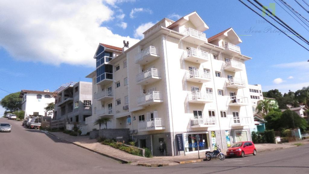 Apartamento Duplex residencial à venda, Centro, Nova Petrópolis.