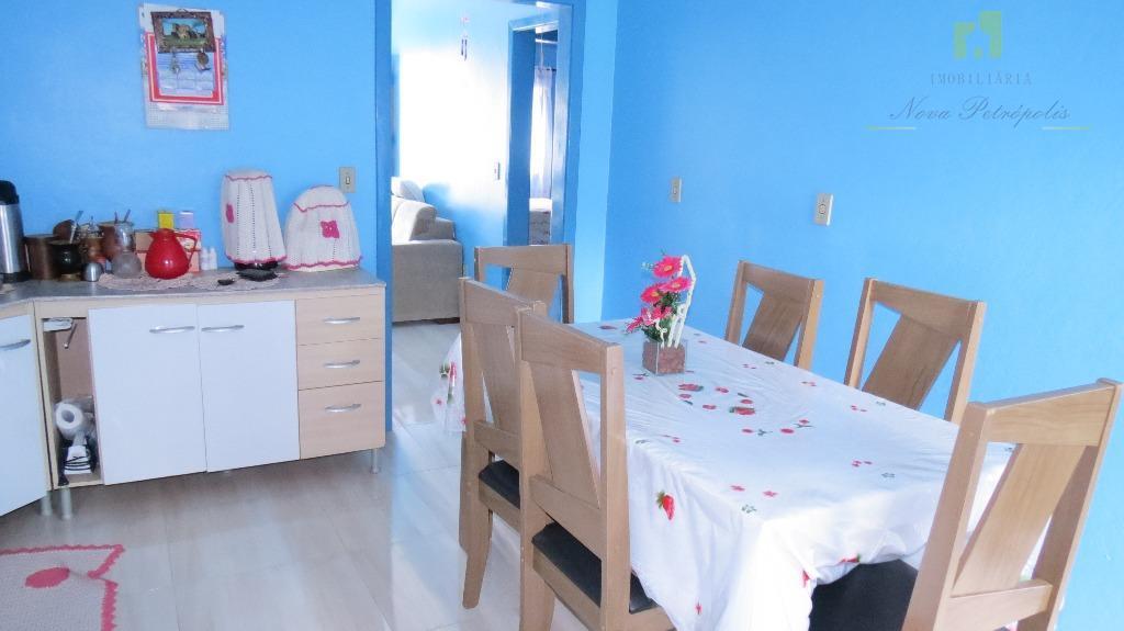 excelente residência na germania!edificada sobre um terreno com 791 m², está composta na seguinte forma: 03...