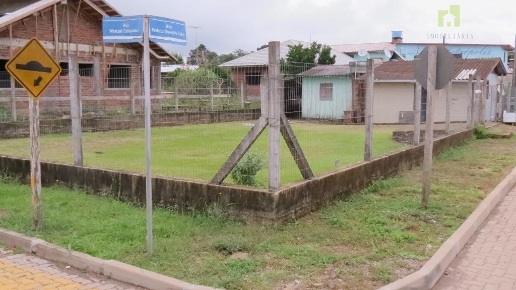 Terreno residencial à venda, Vila Germania, Nova Petrópolis.