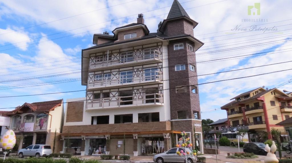 Sala comercial para locação, Centro, Nova Petrópolis.