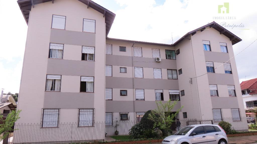 Apartamento com 2 dormitórios à venda, 60 m² por R$ 180.000 - Centro - Nova Petrópolis/RS