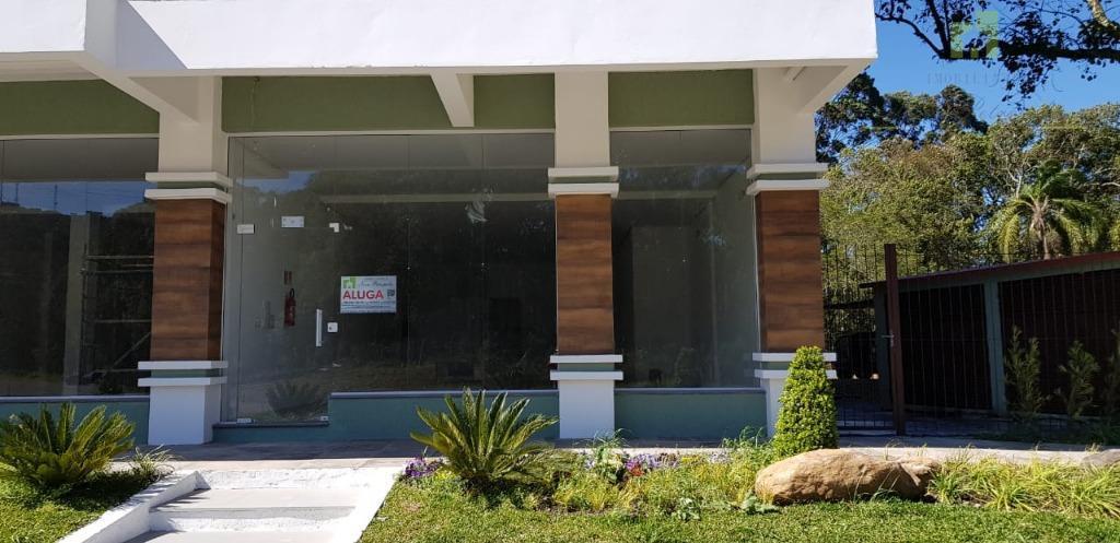 Sala comercial para locação, Vale Verde, Nova Petrópolis.