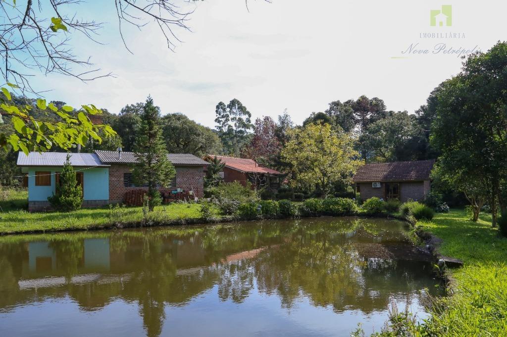 Chácara à venda, 40000 m² por R$ 650.000 - Zona Rural - Nova Petrópolis/RS