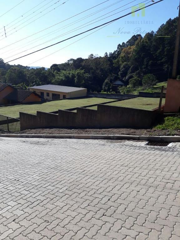 Terreno à venda, 1000 m² por R$ 530.000 - Vila Juriti - Nova Petrópolis/RS