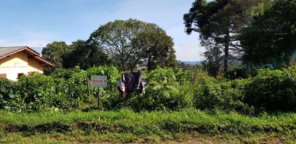 Terreno à venda, 661 m² por R$ 95.400 - Vale Verde - Nova Petrópolis/RS