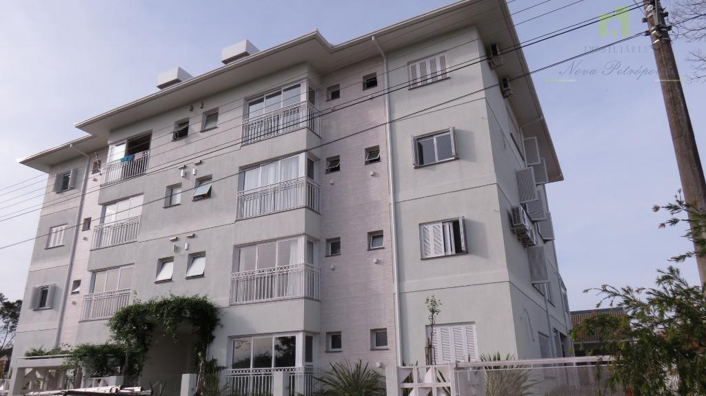 Apartamento residencial para locação, Pousada da Neve, Nova Petrópolis.