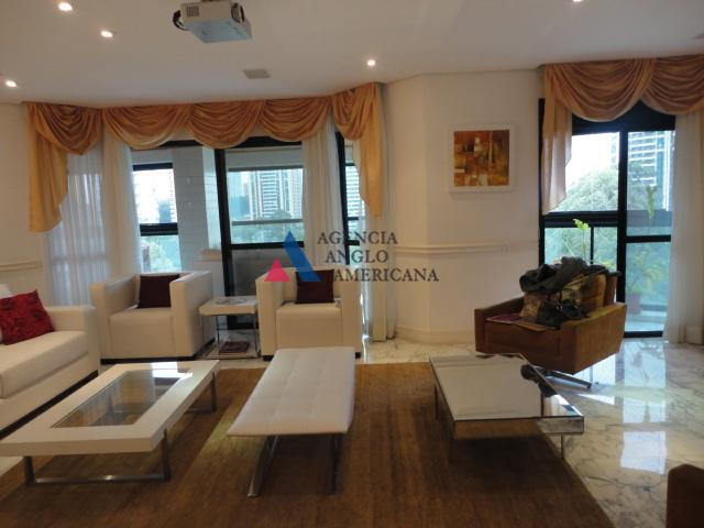 Apartamento Residencial para locação, Parque do Morumbi, São Paulo - AP9506.
