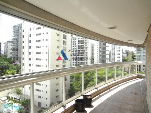 Apartamento Residencial para locação, Vila Nova Conceição, São Paulo - AP9429.
