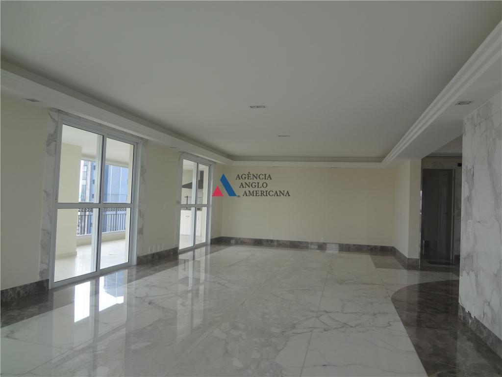 Apartamento Residencial para locação, Morumbi, São Paulo - AP3070.