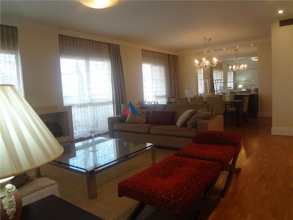 apartamento mobiliado, em edifício de alto padrão, próximo do parque ibirapueralocação sem a mobília: r$18.000,00 +...