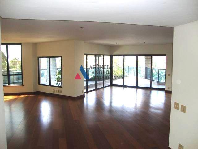 Apartamento condomínio fechado para locação e venda, Panamby, São Paulo - AP3005.
