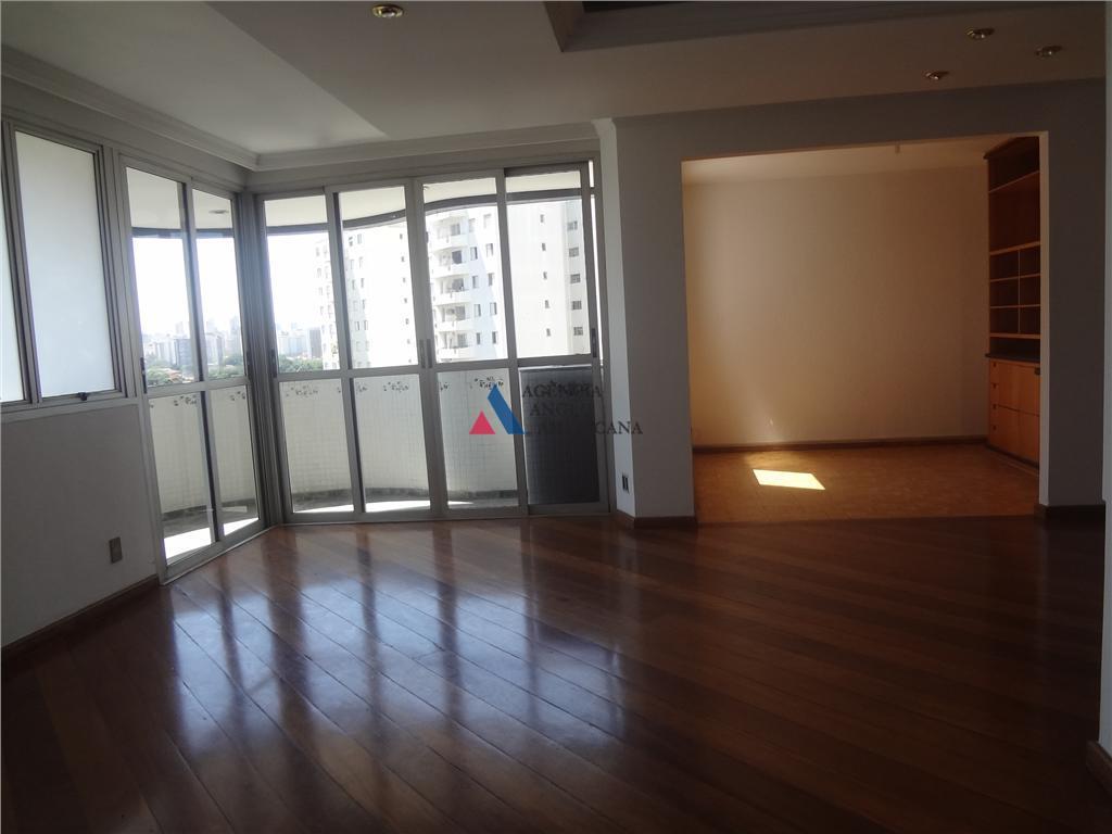 Apartamento Residencial para locação, Campo Belo, São Paulo - AP6170.