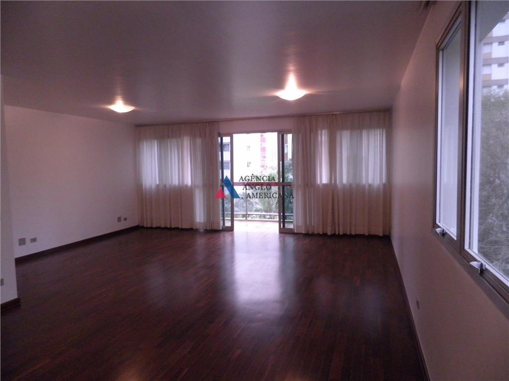 Apartamento residencial para locação, Campo Belo, São Paulo - AP11059.
