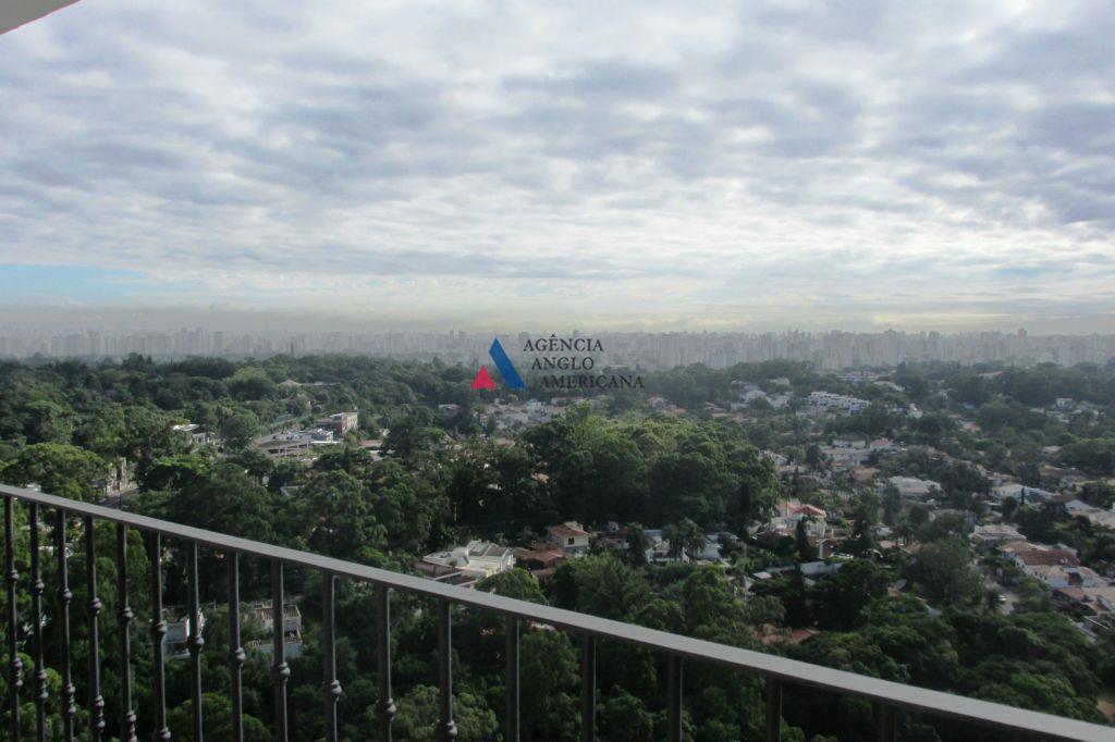 Apartamento residencial para locação, Alto da Boa Vista, São Paulo - AP6657.