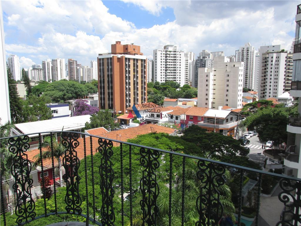 Apartamento Residencial para locação, Campo Belo, São Paulo - AP0919.