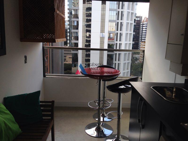 Apartamento residencial para locação, Brooklin, São Paulo - AP11407.