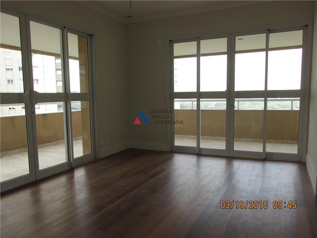 Apartamento residencial para venda e locação, Alto de Pinheiros, São Paulo - AP11445.