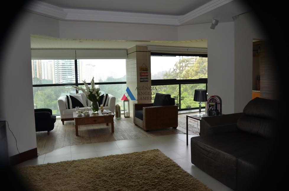 Apartamento residencial para locação, Panamby, São Paulo - AP11278.