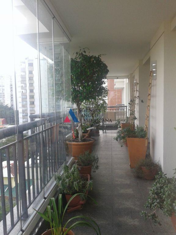 Apartamento residencial para locação, Campo Belo, São Paulo - AP11482.