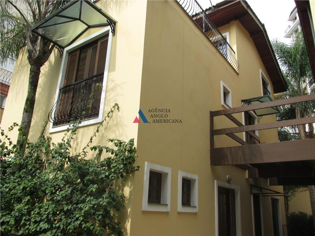 Casa Residencial para locação, Alto da Boa Vista, São Paulo - CA2077.