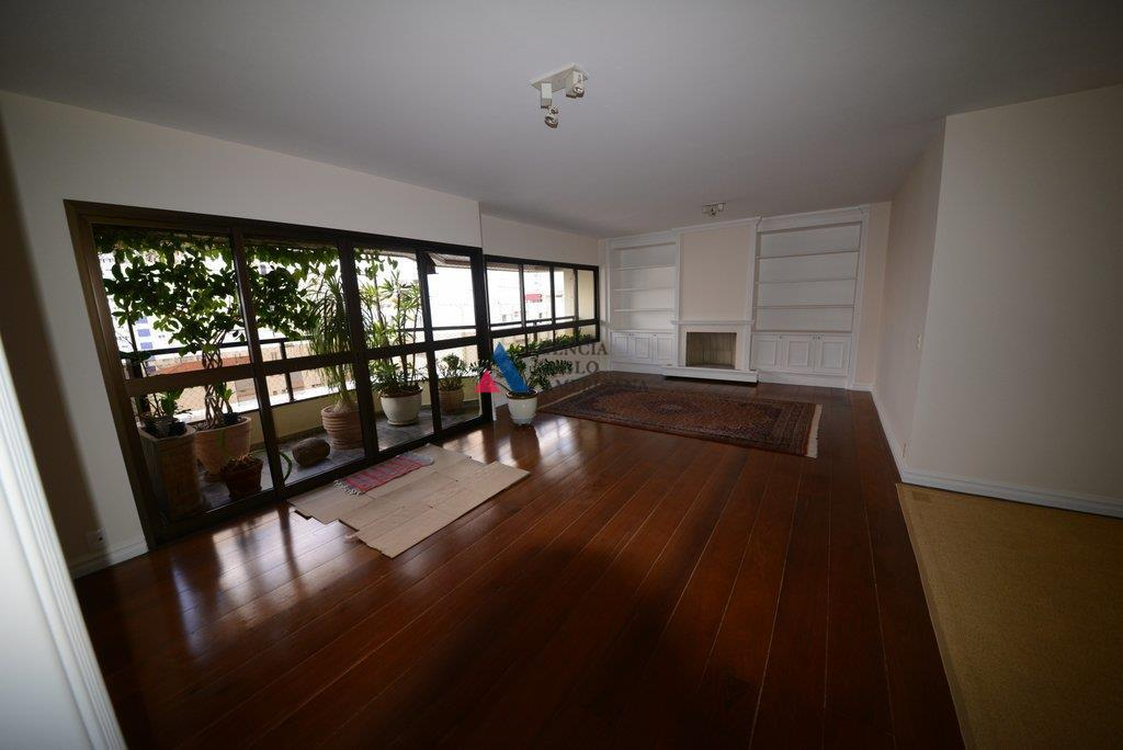Apartamento residencial para locação, Itaim, São Paulo - AP10246.